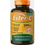 American Health Ester-C 500 mg 100% Vegetarian-225 Tablets