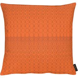APELT Kissenhülle 1308, (1 St.) orange Kissenbezüge gemustert Kissen