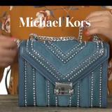 Michael Kors Bags | Hp Michael Kor Purse Limited Edition | Color: Blue | Size: Os