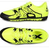 Adidas Shoes   Adidas Indoor Soccer Shoes   Color: Black/Yellow   Size: 4.5b