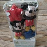 Disney Bedding | Mickey Mouse Disney Baby Mobile | Color: Red/Yellow | Size: Os