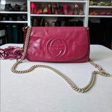 Gucci Bags   Gucci Soho   Color: Gold   Size: Os