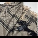 Gucci Accessories | Authentic Gucci Scarf | Color: Brown | Size: 51x52