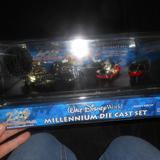 Disney Other   Disney'S Walt Disney World Die Cast Set   Color: Black/Gold   Size: Os
