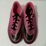 Nike Other | Nike Soccer Cleats Size 5 Youth | Color: Black/Pink | Size: 5 Youth