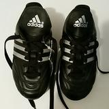 Adidas Other | New Wtags Adidas Kids Size Us 10.5 Soccer Cleats | Color: Black/Silver | Size: 10.5 Us