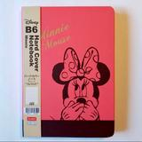 Disney Accessories | Disney Minnie Mouse Hardcover Notebook | Color: Tan | Size: Hardcover Notebook
