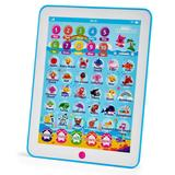 Baby Shark by Pinkfong Pre-School Tablet, Multicolor