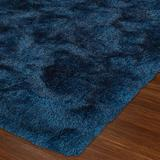 """Amour Rectangle Rug, 3'6"""" x 5'6"""", Navy"""