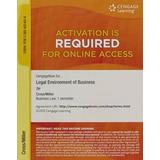 Cengage Learning Legal Environment of Business Access Code