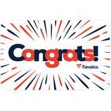 Fanatics Congratulations eGift Card ($10 - $500)