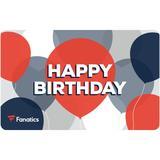 Fanatics Happy Birthday eGift Card ($10 - $500)