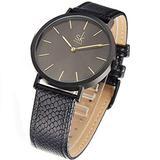 SK Women Watch Wrist Watches for Women,Japanese Quartz Wrist Watch, Ladies Business Watch, Leather Band Watch(Leather,010)