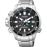 Citizen Men's Promaster BN2031-85E Black Stainless-Steel Eco-Drive Diving Watch