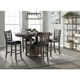 """"""" Sam Distressed 5PC Dining Set-Table and Four Chairs - Picket House Furnishings DMX9505PC"""""""