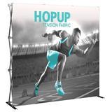 Hopup Tension Fabric Display 3x3 - STRAIGHT