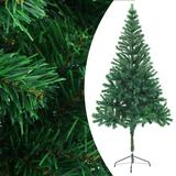 """vidaXL Artificial Christmas Tree with Stand 70.9"""" 564 Branches"""