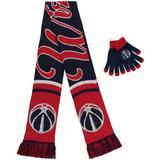 """Washington Wizards Gloves & Scarf Set"""