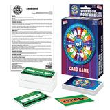 Wheel Of Fortune Card Game by Endless Games, Multicolor