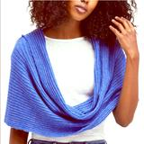 Free People Accessories | Free People Scarf!! Brand New Wtags!! | Color: Blue | Size: Scarf