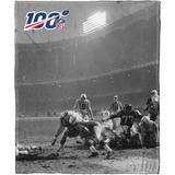 """""""The Northwest Company NFL 100 Greatest Silk Touch Throw Blanket"""""""