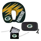 """""""The Northwest Company Green Bay Packers Four-Piece Travel Set"""""""