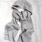 American Eagle Outfitters Accessories | Aerie For American Eagle Gray Scarf | Color: Gray | Size: 71 L X 7 W
