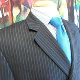 Ralph Lauren Suits & Blazers | 42 Regular- Ralph Lauren Mens 100% Wool Blazer Sp | Color: Black/Brown | Size: 42r