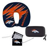"""""""The Northwest Company Denver Broncos Four-Piece Travel Set"""""""