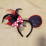 Disney Other   Minnie Mouse Ears   Color: Black   Size: Os