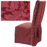 Damask Berry Dining Chair Cover 587 Chair