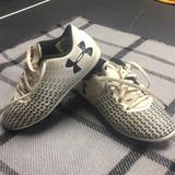 Under Armour Shoes | Kids Under Armor Kids Soccer Cleats. | Color: Black/White | Size: 11b