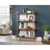 Vista Key Bookcase in Blaze Acacia - Sauder 424183
