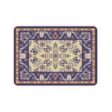 Bungalow Flooring Kitchen Rugs and Mats Navy - Navy Siam Mat