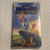 Disney Other | Lion King Vhs 2977 | Color: Gray | Size: Os