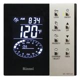 Rinnai Timer Controller for Recirculation in Black, Size 2.0 H x 6.0 W x 6.25 D in   Wayfair MC-195T-US