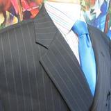 Ralph Lauren Suits & Blazers | 54 Regular- Ralph Lauren Mens 100% Wool Blazer | Color: Black | Size: 54r
