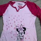 Disney Intimates & Sleepwear | Betsey Johnson And Disney Sleep Shirt | Color: Pink | Size: M