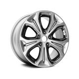2013-2015 Hyundai Elantra GT Wheel - Action Crash ALY70838B20