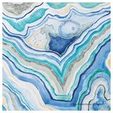 Thirstystone OCS Blue Agate II 4-pc. Coaster Set, Multi