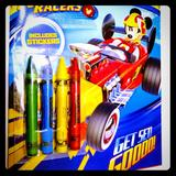 Disney Other   Mickey & Goofy The Roadster Racers Bundle   Color: Blue/Yellow   Size: Osbb