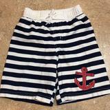 Ralph Lauren Swim | Kaola Kids Swim Trunks | Color: Blue/Red | Size: 6mb