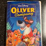 Disney Other | Disney'S Oliver And Company | Color: black | Size: Vhs Clamshell