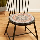 August Grove® Bar Harbor Indoor Dining Chair Cushion, Size 0.5 H x 15.0 W x 15.0 D in | Wayfair D984ACA2CC9D407B878EED809D2C713A