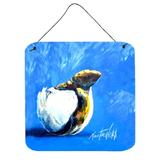 Highland Dunes Baby Turtle Wall Decor Metal in Blue, Size 6.0 H x 6.0 W x 0.03 D in | Wayfair C08FCEE6EA264E04AF2CF40206BE4B47