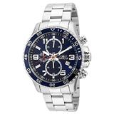 Invicta Specialty Men 45mm Stainless Steel Stainless Steel Blue dial Quartz, 30688