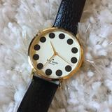 Kate Spade Accessories   Gift Guide Kate Spade Polka Dot Watch   Color: Black/White   Size: Os