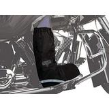 Nelson-Rigg Waterproof Rain Boot Cover (Large) (Black)