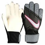 Nike Other | Nike Gk Junior Match Kid'S Goalkeeper Gloves Youth | Color: Black/Pink | Size: Various