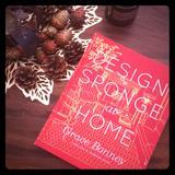 Anthropologie Other   Design Sponge At Home Book Anthropologie   Color: Orange/Red   Size: Os